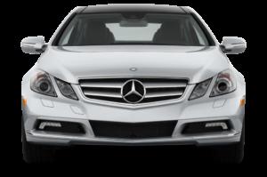 a white color lhd car